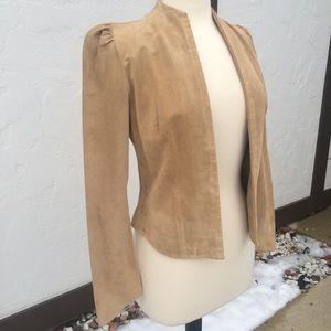 Beautiful Arden b suede jacket